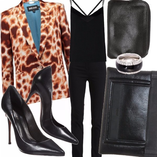 Outfit Giraffa