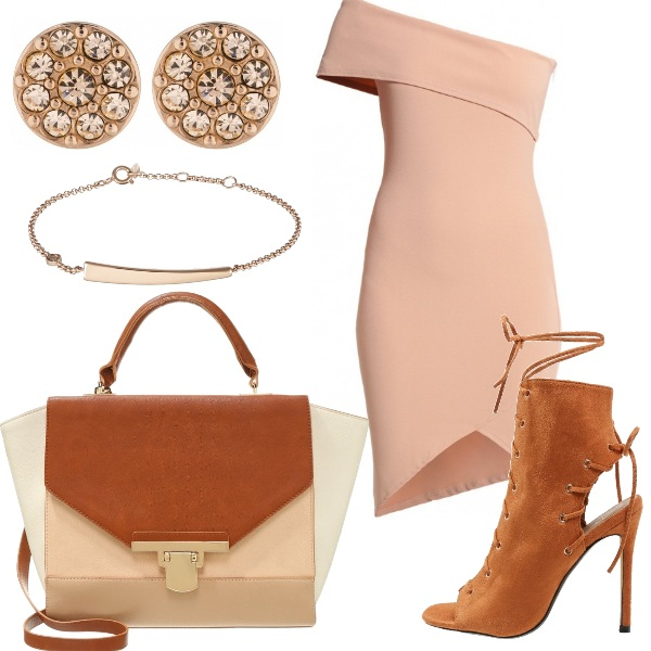 Outfit Golden rose