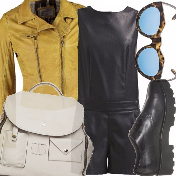 Outfit Leather