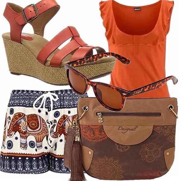 Outfit Andiamo a fare la spesa