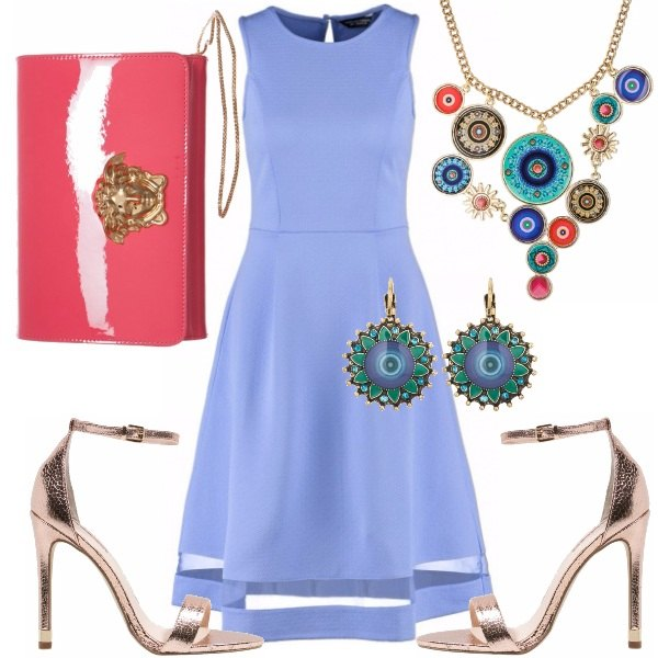 Outfit Ethnic details