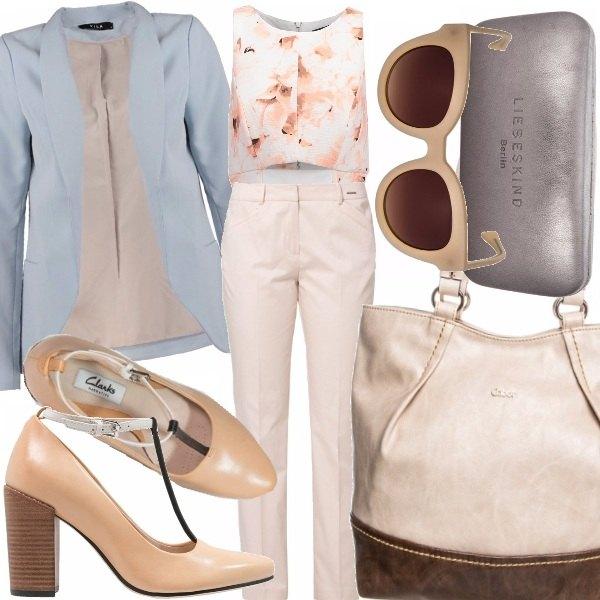 Outfit Féminité