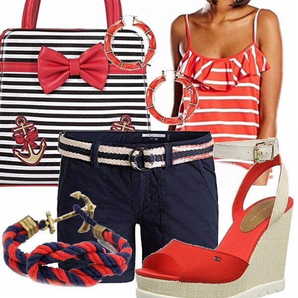 Outfit Al borgo marinari