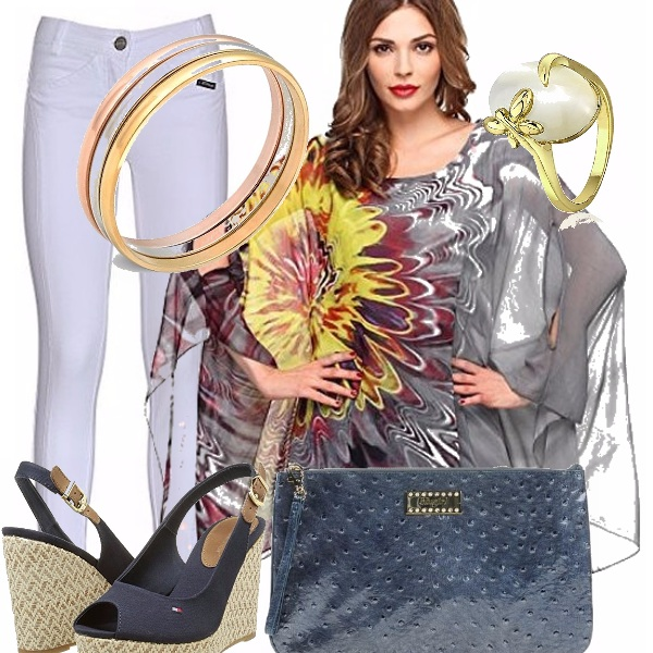 Outfit Donna farfalla
