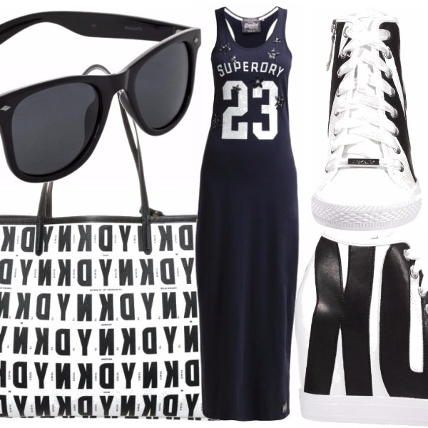 Outfit Urban Style or Beach Style