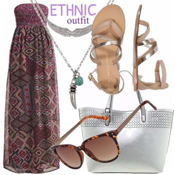 Outfit ETHNIC OUTFIT
