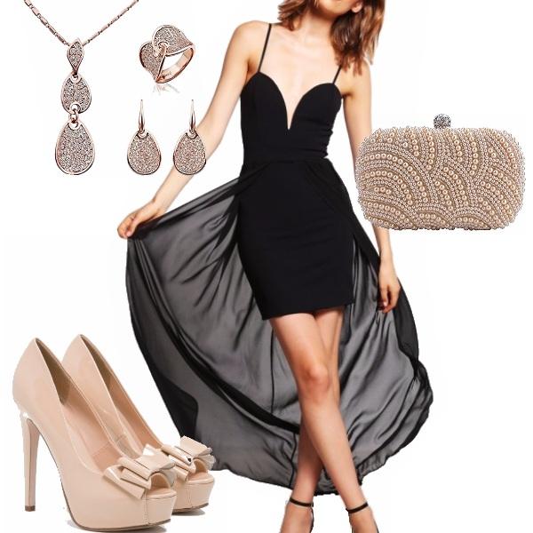 Outfit Un tubino sexy e audace