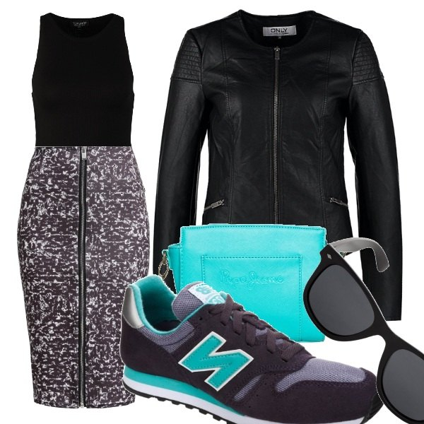 Outfit Sneakers trend