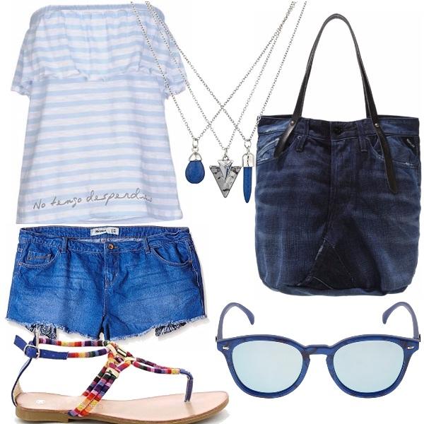 Outfit #troppocaldoincittà