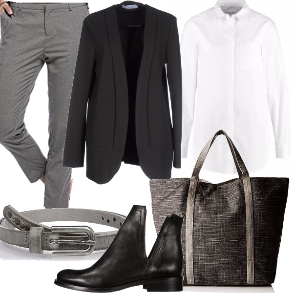 Outfit Look ufficio