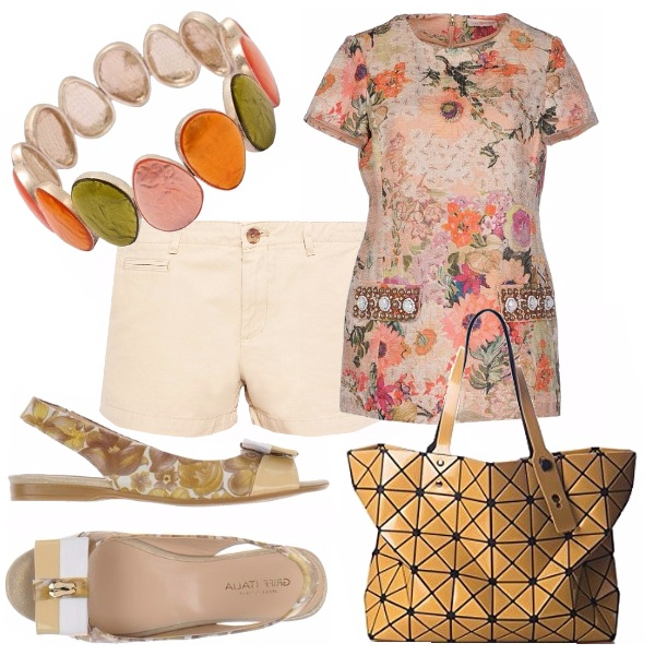 Outfit Cubik style