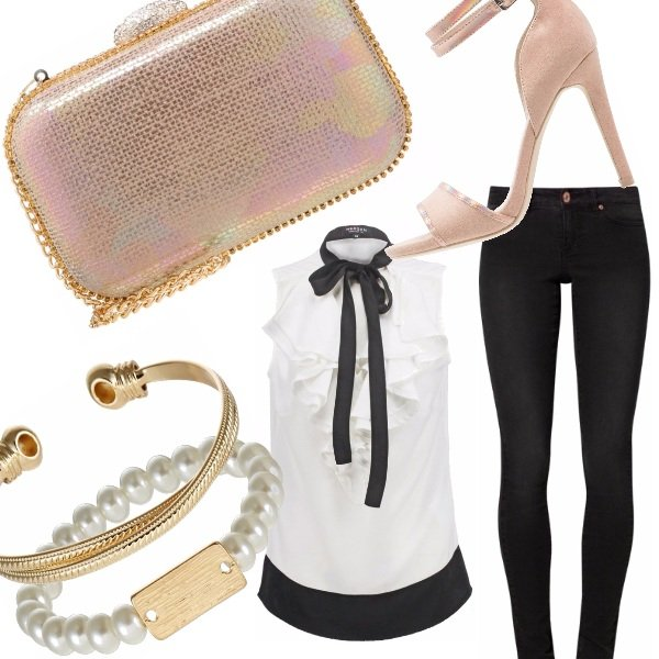 Outfit Eleganza alternativa