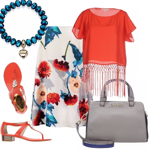 Outfit Pomeriggio d'estate