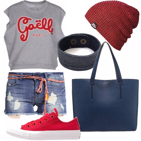 Outfit Teenage