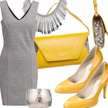Outfit Sunny side up!