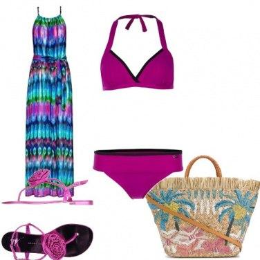 Outfit In lungo per il mare
