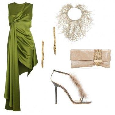 Outfit Inaugurazione VIP
