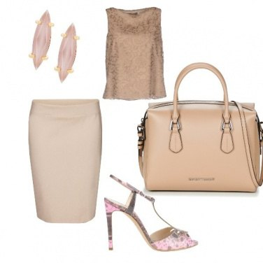 Outfit Lavoro chic