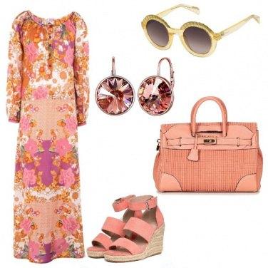 Outfit Etnico di stile