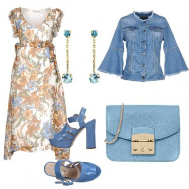 Outfit Denim provenzale
