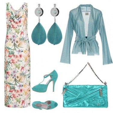 Outfit Bouquet e tiffany