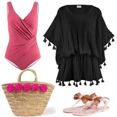 Outfit Primo giorno in spiaggia