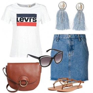 Outfit Semplice e trendy