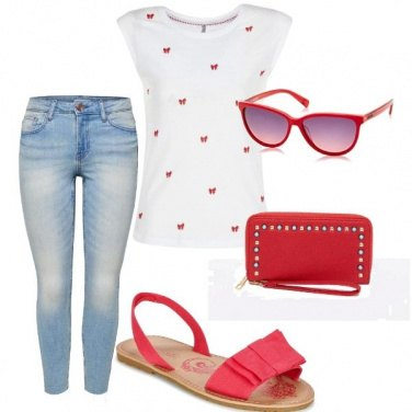 Outfit Leggera d\'estate