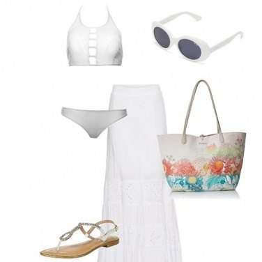 Outfit Vacanza, Mare e Spiaggia