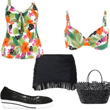 Outfit Al mare In forma