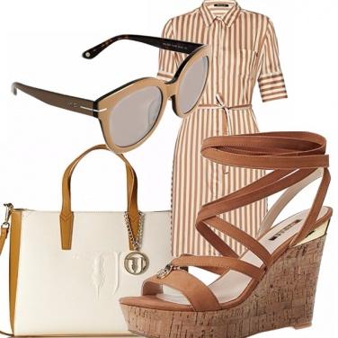 Outfit Latte e miele