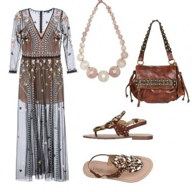 Outfit Etnico #1549