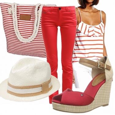 Outfit Passeggiata vacanziera