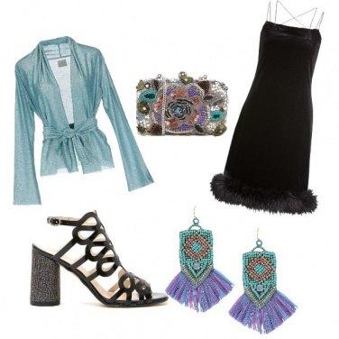 Outfit Borsa gioiello