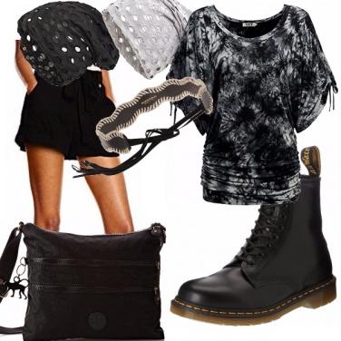 Outfit Ispirazione dark