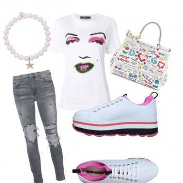 Outfit Urban #3499
