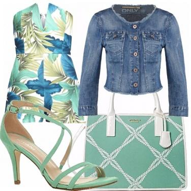Outfit Serata fresca