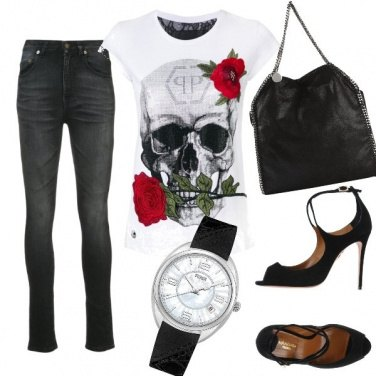 Outfit Non solo Rock