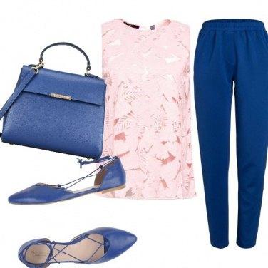 Outfit Bluette