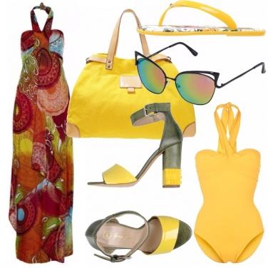 Outfit Portare il sole in spiaggia