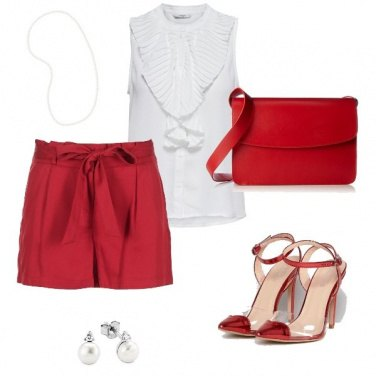 Outfit #rosso
