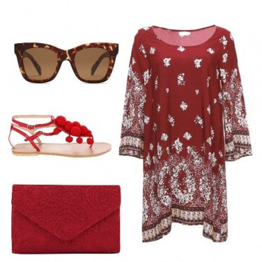 Outfit Etnico #1558