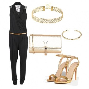 Outfit Gold vibes