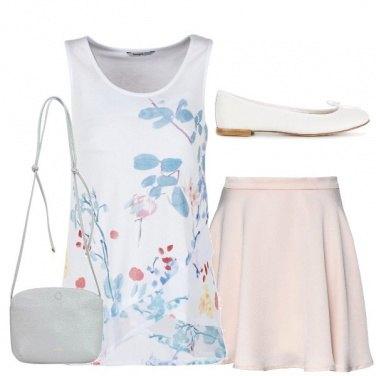 Outfit Freschezza di colori