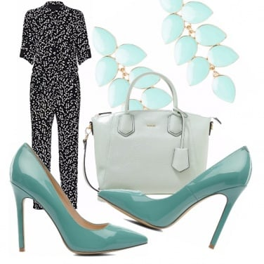 Outfit Fresh mint