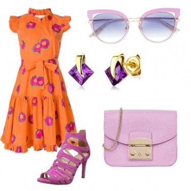 Outfit Bon ton di una volta