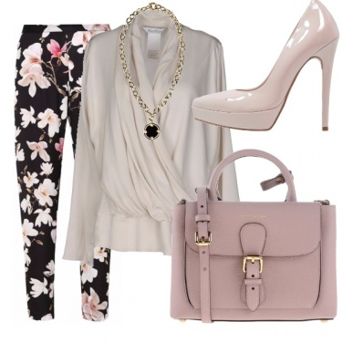 Outfit Glam style