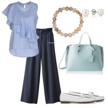 Outfit Rouches