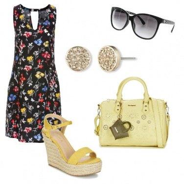 Outfit Accessori giallo limone