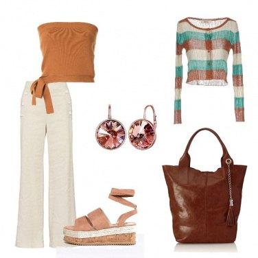 Outfit Zeppa informale